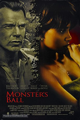 Import Posters Monsters Ball – Halle Berry – U.S Movie Wall Poster Print - 30CM X 43CM Brand New Heath Ledger - Film-monster-spielzeug