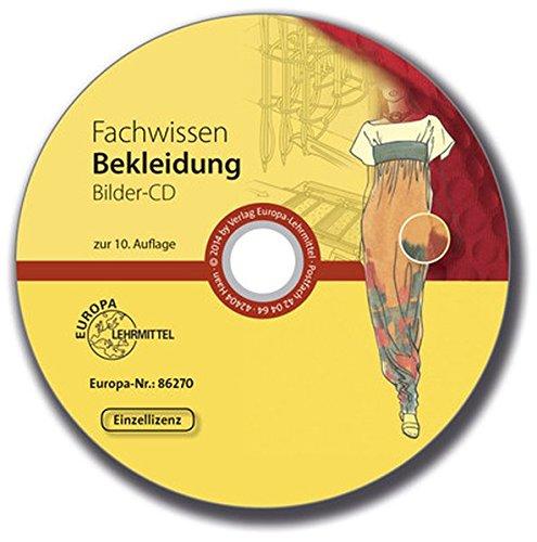 Fachwissen Bekleidung, Bilder-CD (Einzellizenz) - Xp Bekleidung