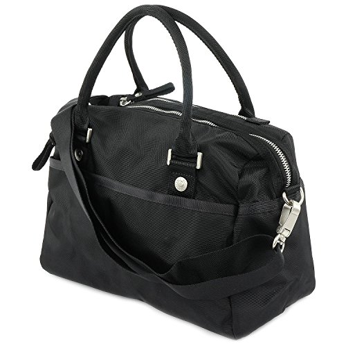 George Gina & Lucy More Than Hot Schultertasche 37 cm Schwarz