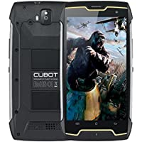 CUBOT Kingkong - IP68 impermeable a prueba de golpes Smartphone, 4400mAh batería, Android 7.0 5.0 pulgadas Quad Core 1.3GHz 2GB + 16GB, 8MP + 13MP cámara GPS