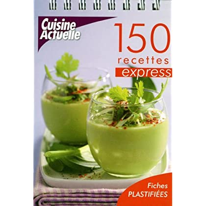 150 recettes express
