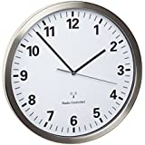 radiopiloté Horloge murale TFA 60.3523.02 30.5 cm x 4.3 cm a