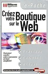 Créez votre boutique sur le Web