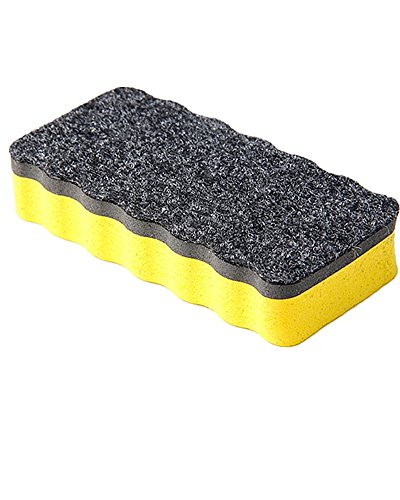 tic trocken abwischbaren Whiteboard Radiergummi Reiniger Farbe zufällige (Magnetischen Trocken Abwischbaren Boards)