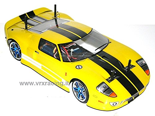 x-ranger-gt-motore-elettrico-brushless-ruote-cromate-carrozzeria-ford-gt-kit-luci-radio-24ghz-lipo-7