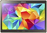Samsung Galaxy Tab S 10.5-inch Tablet (Bronze) - (ARM Exynos 5 Octa-Core 1.9GHz, 3GB RAM, 16GB Storage, Wi-Fi, 3G, 4G LTE, Android 4.4)