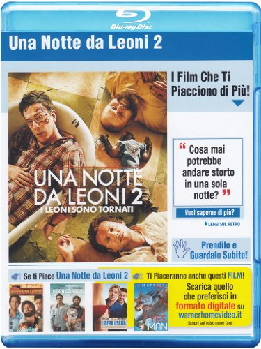 Una notte da leoni 2 [Blu-ray] [IT Import]