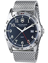 Victorinox Swiss Army Herren-Armbanduhr Analog Quarz Edelstahl 241649
