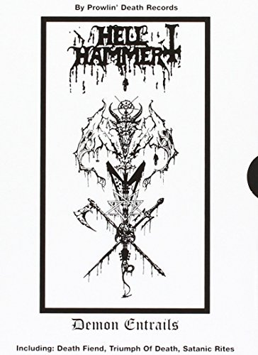 DEMON ENTRAILS(2CD) by HELLHAMMER (2008-04-30)
