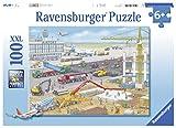 Ravensburger Kinderpuzzle 10624 Baustelle am Flughafen
