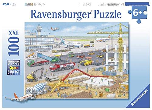 Ravensburger 10624 Baustelle am Flughafen