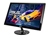 Asus VS278Q 68,6 cm (27 Zoll) Monitor (Full HD, VGA, HDMI, DisplayPort, 1ms Reaktionszeit) schwarz - 2