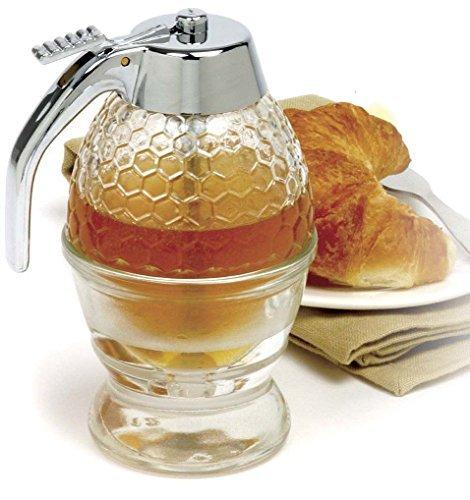Bulkglas Norpro Honigsirup Spender Honigtopf