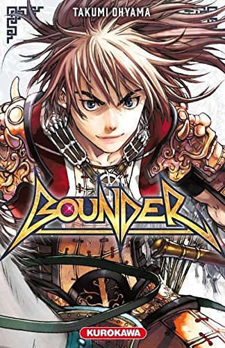 Bounder Edition simple One-shot