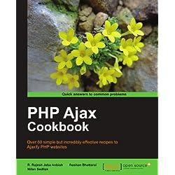 PHP Ajax Cookbook