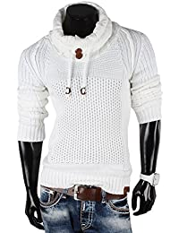 TAZZIO Pull pour homme, tailles : S-XXL