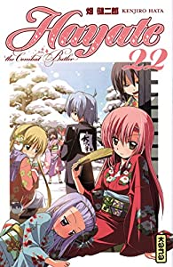 Hayate The combat butler Edition simple Tome 22