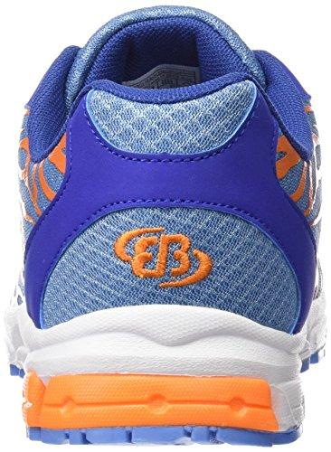 Bruetting - Destination, Scarpe da corsa Uomo Blu (Blau (blau/marine/orange))