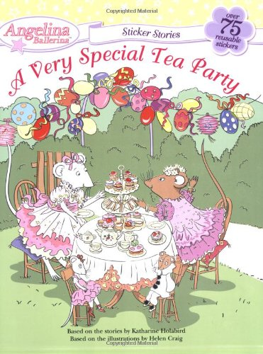 A Very Special Tea Party