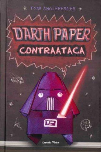Darth Paper contraataca (YODA ORIGAMI)