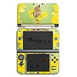 Nintendo New 3DS XL Aufkleber Schutz Folie Design Sticker Skin