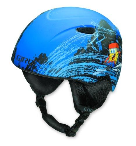 Giro Slingshot Kind Snow Helm, Spongebob -