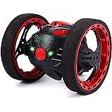 Alftek Springen Drachen 2.4G RC Schlag-Auto mit LED-Nachtlichtern Auto Kinder Spielzeug Geburtstagsgeschenke