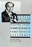 Ausgewählte Schriften - Johann Ch Blumhardt