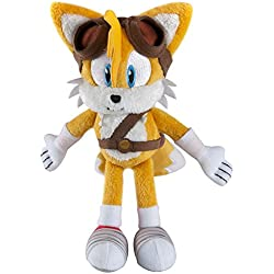 TOMY Sonic Boom pequeño Peluche–Colas