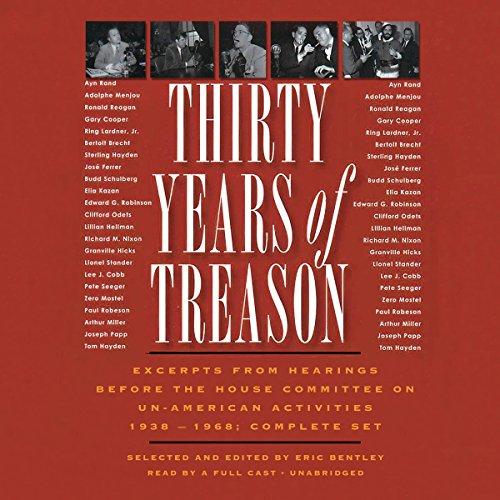 Thirty Years of Treason  Audiolibri