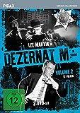 Dezernat M, Vol. 2 (M Squad) / 12 weitere Folgen der legendären Kriminalserie mit Lee Marvin (Pidax Serien-Klassiker)[2 DVDs] -
