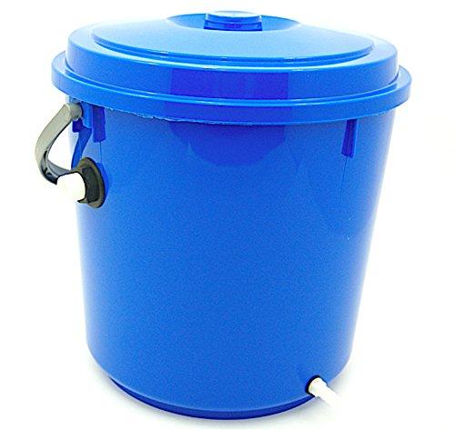 Mistermoby réservoir distribution eau 16 LT remplissage automatique pour animaux