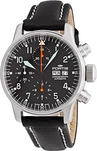 fortis-pilot-professional-chrono-5971111l01-herren-automatikchronograph-sehr-gut-ablesbar