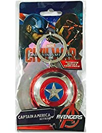 Captain America Shield Keyring
