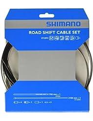Shimano 60098022 - Cable Cambio/funda/topes Ctra.a.inox Neg