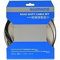 Shimano Y-60098022 - Cable Cambio/funda/topes Ctra.a.inox Neg