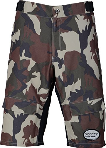 select-pro-comfort-mtb-mountain-bike-baggy-camo-shorts-with-lycra-coolmax-padded-liner