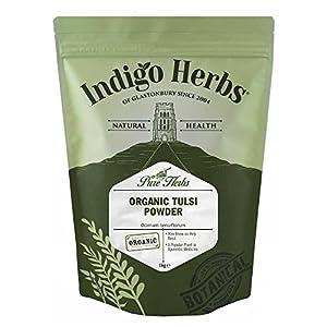 BIO Tulsi Pulver – Organic Tulsi Powder