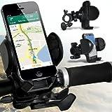 Samsung Galaxy S3 i9300 Universal Fahrrad Bike Mount Halterung Ständer Halterung Lenker Halterung Drehen um 360 Grad