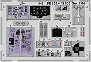 Eduard Accessories 49855Modelo Diseño Accesorios de su 17m4ewto para Hobby Boss