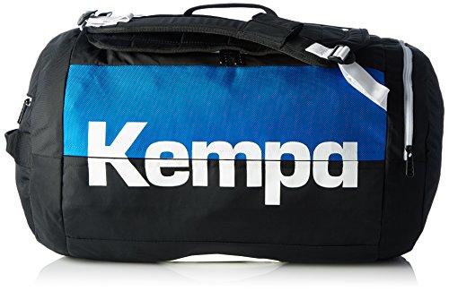 Kempa Tasche K-LINE PRO, schwarz/pazifik/weiß, 50 x 25 x 10 cm, 60 Liter, 200488602