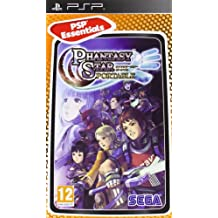 PSP Essentials: Phantasy Star Universe