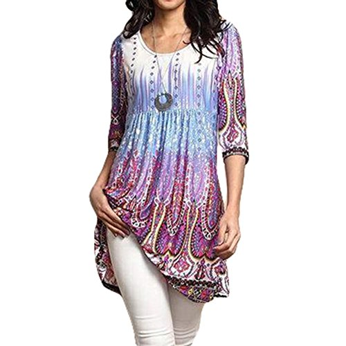 PräZise Ewm Purple Skirt Size 14 Lined Side Zip Smart Casual Weekend Trip Holiday Gute QualitäT Röcke Damenmode