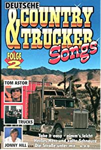Deutsche Country & Trucker Songs Vol. 2 [Musikkassette]