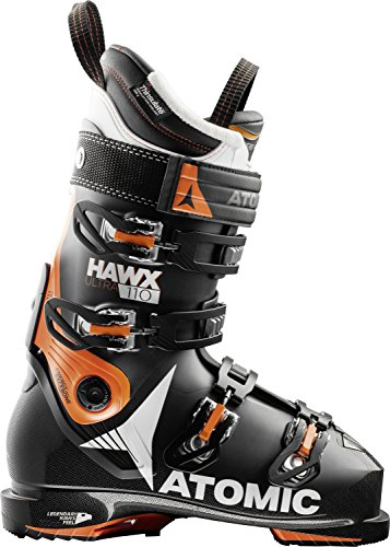 """Atomic Herren Skischuhe """"Hawx Ultra 110"""" schwarz/orange (704) 30"""