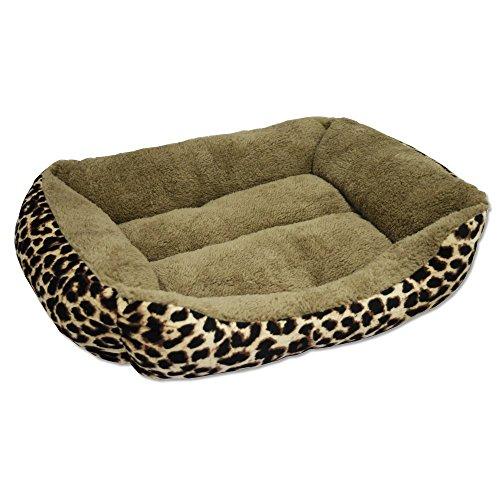 Cuccia per Animali Fantasia Leopardata - \\