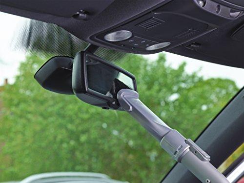 Black+Decker Dustbuster Flexi PD1200AV Auto-/Handstaubsauger (12V Akku, mit flexiblem Saugschlauch mit 12V Anschluß Auto, Beutellos, 1x Staubsauger inkl. Fugendüse und Polsterbürste)