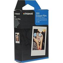 Polaroid PIF 300 - Bloc de 10 feuilles à impression instantanée pour Polaroid PIC 300