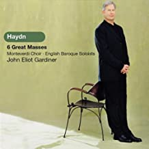 Haydn:6 Great Masses