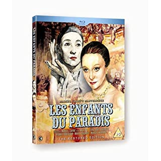Les Enfants Du Paradis - The Restored Edition (Limited Edition Packaging) [Blu-ray] [1945]